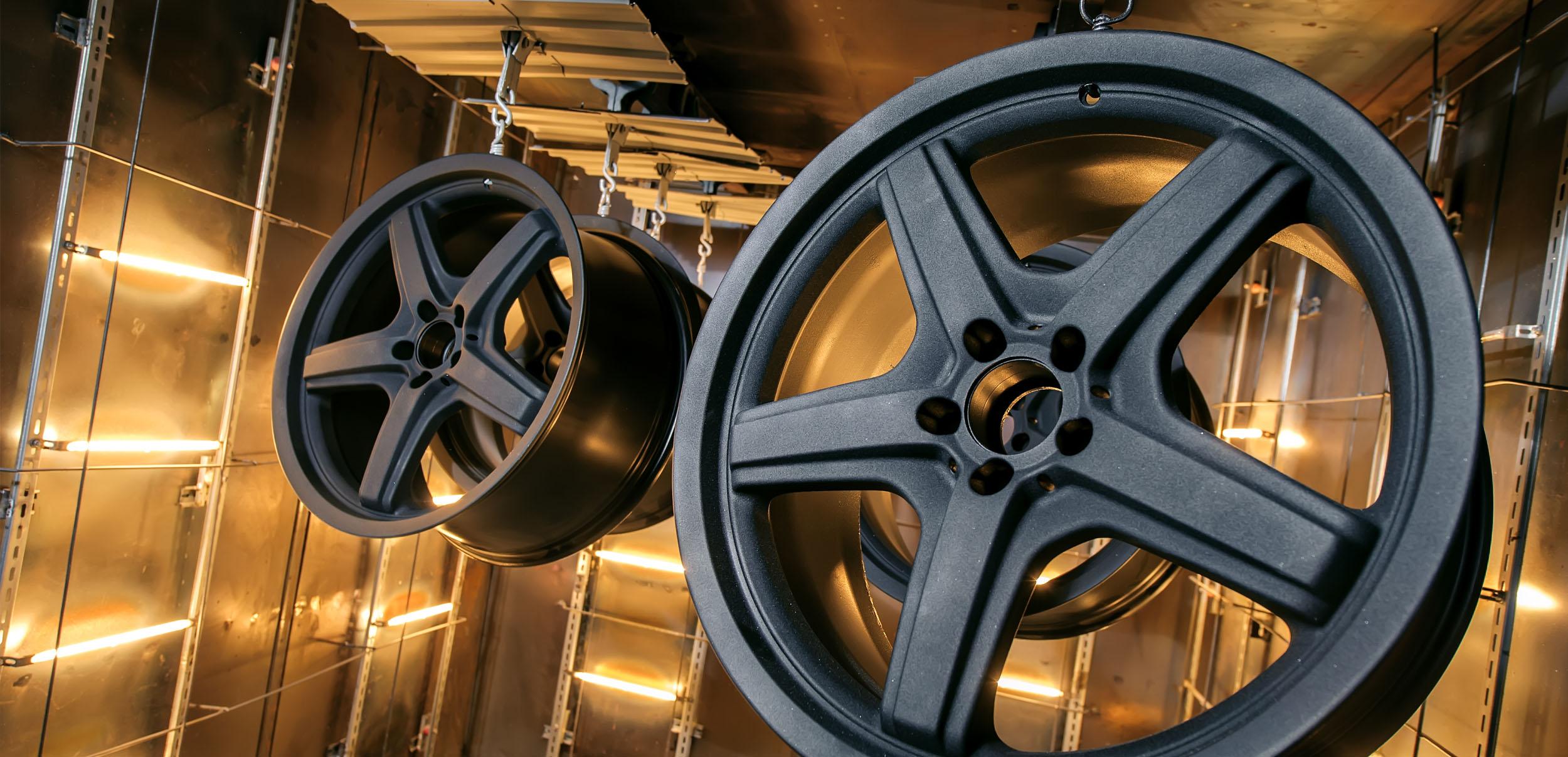 Wheel Spraying Bromley